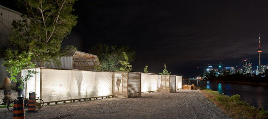 Nuit Blanche: Semaphore